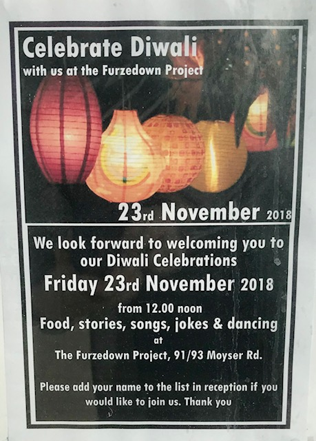 Celebrate Diwali at The Project